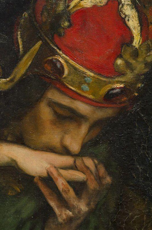 King Lear: Cordelia's Farewell Edwin Austin Abbey