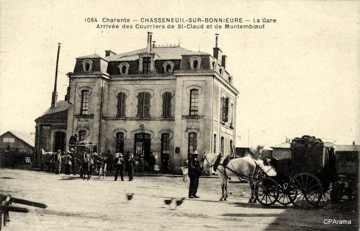 Chasseneuil-sur-Bonnieure : 16 - Charente | Cartes Postales ...