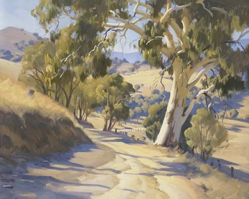 Ernest Buckmaster A BACK TRACK THORNTON VICTORIA