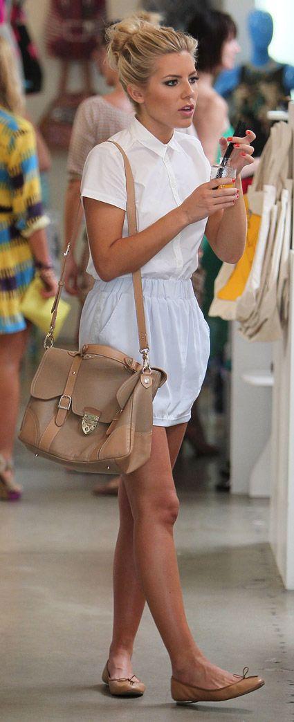 Mollie King looks amazing
