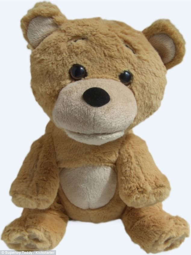 Is this the best teddy bear ever?