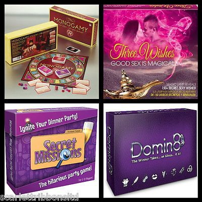 #Monogamy #board game adult | three wishes adult | #domin8 | after dinner party n,  View more on the LINK: http://www.zeppy.io/product/gb/2/291444837435/
