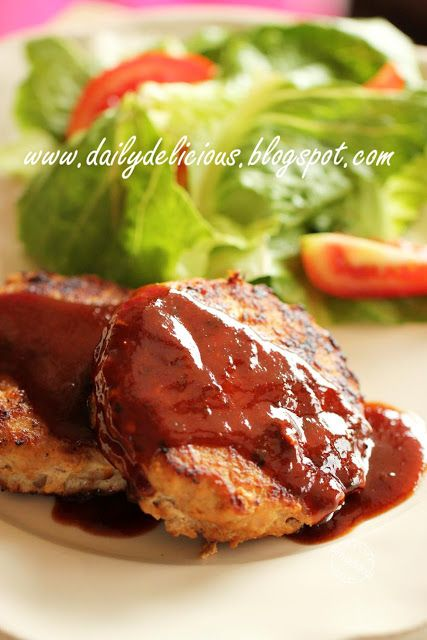 dailydelicious: カレシ×レシピ Menu-1 ~カレシと作る、こねこねハンバーグ: Learning how to make Hamburger from my boyfriend!