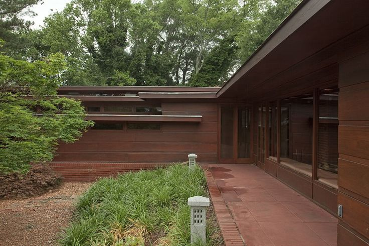 16 Best Frank Lloyd Wright Architecture Images On