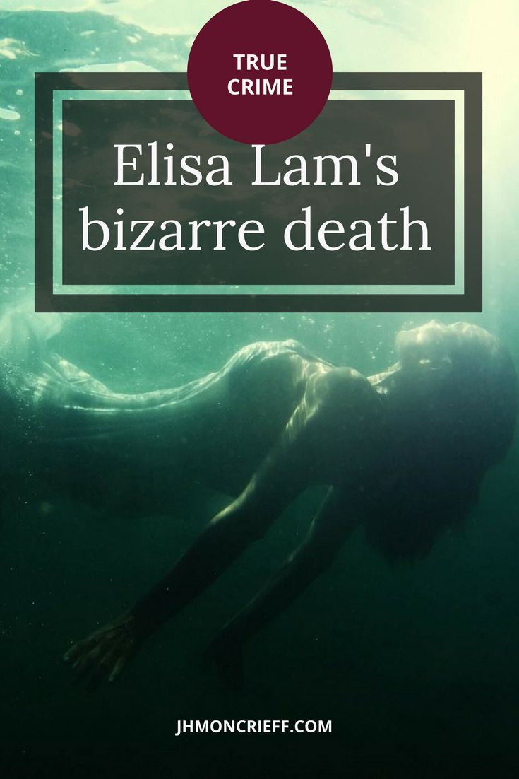 The bizarre death of Elisa Lam. What really happened to her?