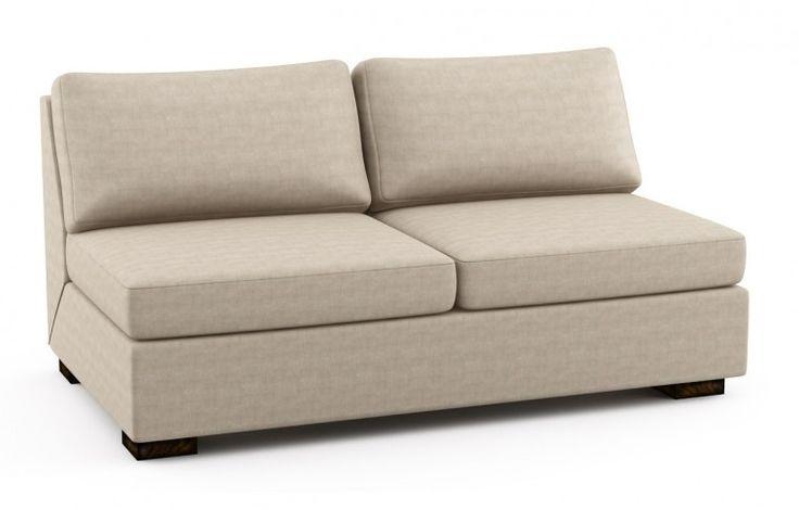 28 Inspiring Armless Sofa Bed Photograph Designer