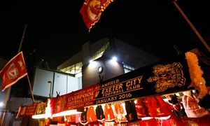 Liverpool v Exeter City: FA Cup third-round replay  live!