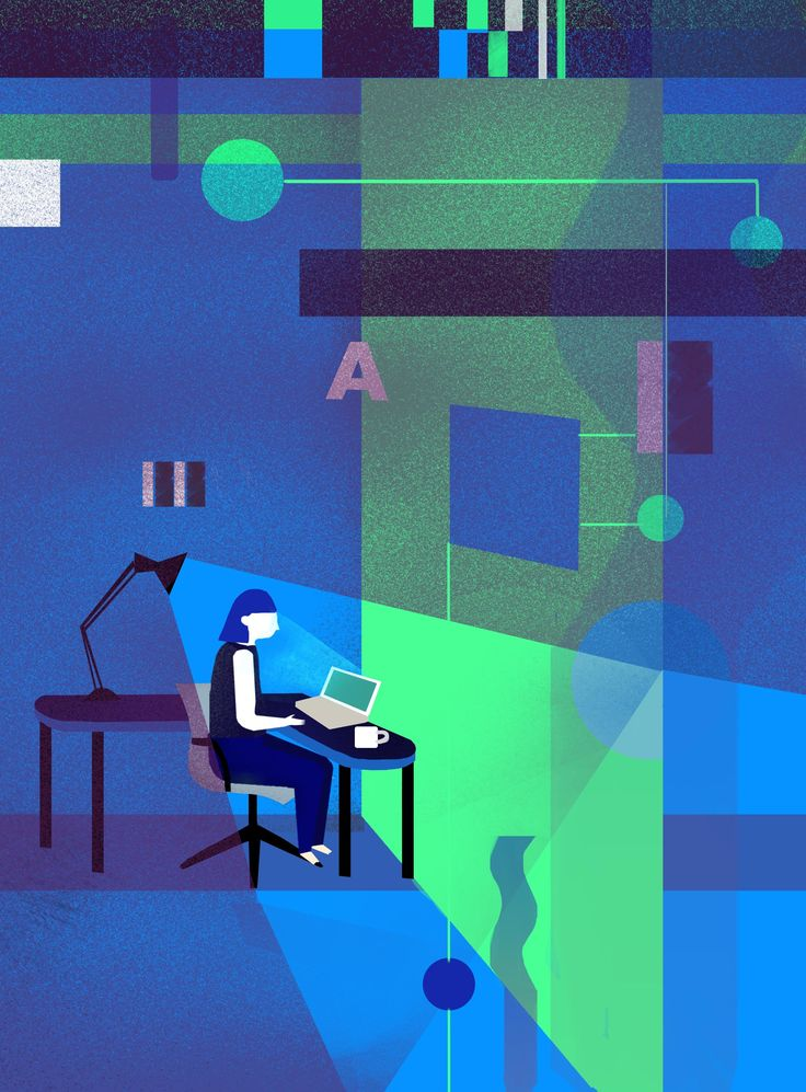 Digital Realm - Alice Moynihan Illustration & Design