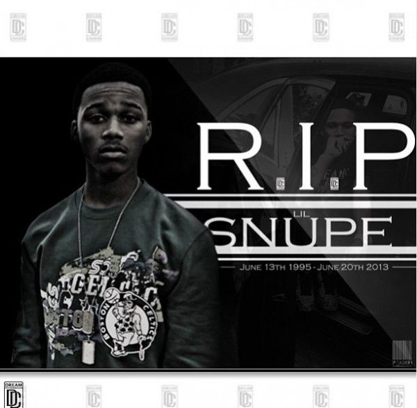 Suspect ID'd In Murder Of Lil Snupe Argued Over A Video Game Bet