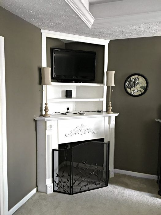 Top 25+ best Corner fireplace mantels ideas on Pinterest | Stone ...