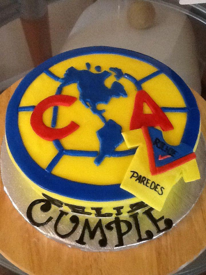 Pastel Del America July Party Birthday Cake Cake