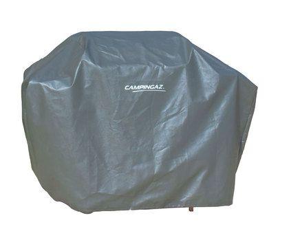 Berg je buitenkeuken netjes op met deze Campingaz barbecue hoed! de hoezen zijn verkrijgbaar in verschillende maten voor de diverse modellen van de buitenkeukens van Campingaz. >> http://www.kampeerwereld.nl/campingaz-barbecue-hoes-xl/