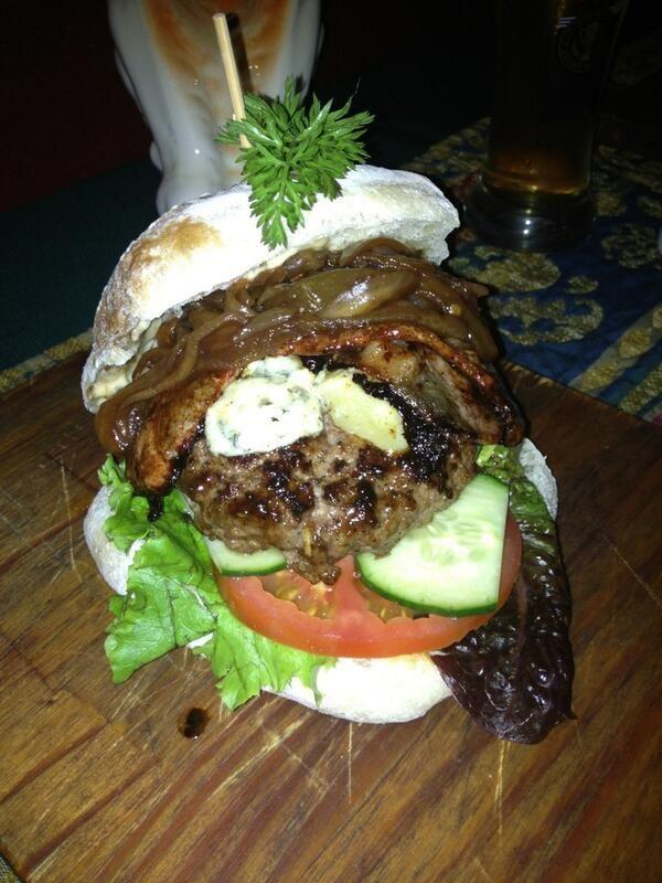 Delicious Burger Special- #Zingarafan of #love #burger #DonPedro #Woodstock #HumpDay