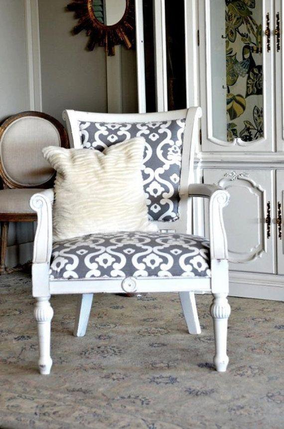 Best 25+ Kitchen chair redo ideas on Pinterest | Kitchen chair ...