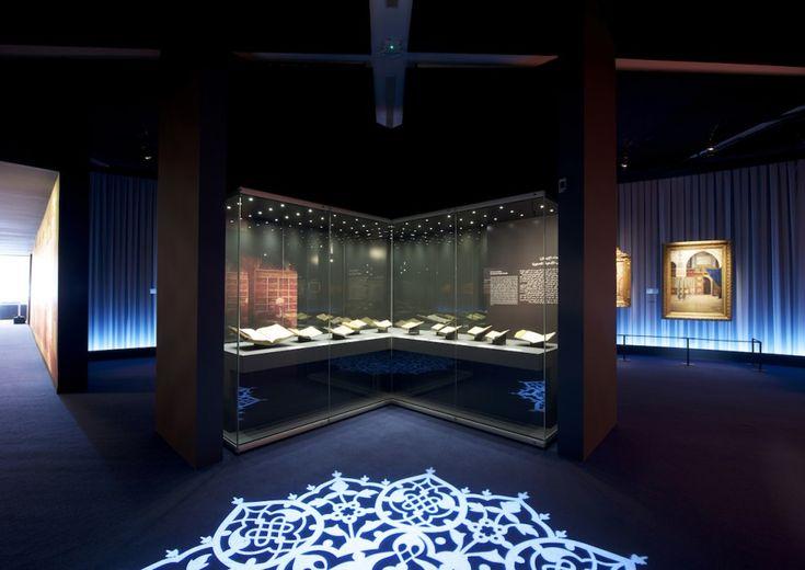 """""""Quinientos Años de Caligrafía Islámica"""" – Museo Nacional de Manama – Bahréin – vancram"""
