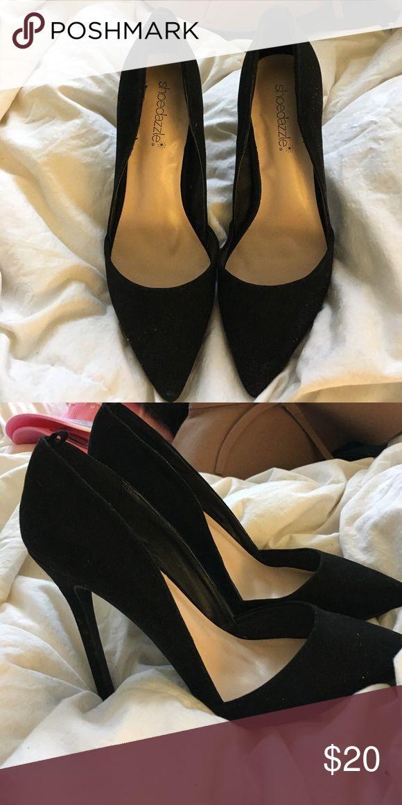 New shoedazzle heels Never worn Shoe Dazzle Shoes Heels