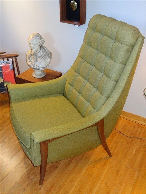 Mid Century Vintage Pearsall Kroehler Avant Lounge Chair * MINT ORIGINAL - 41 Best Furniture (Mid Century, Please!) Images On Pinterest Mid