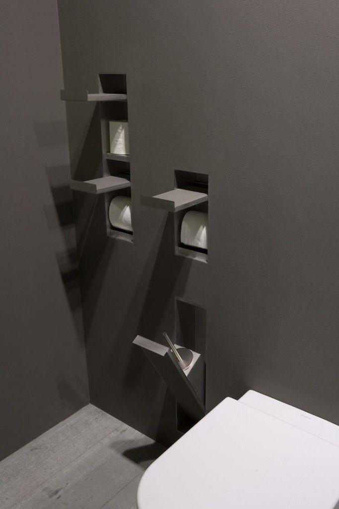 76 best WC espaces et accessoirs images on Pinterest   Wc design ...