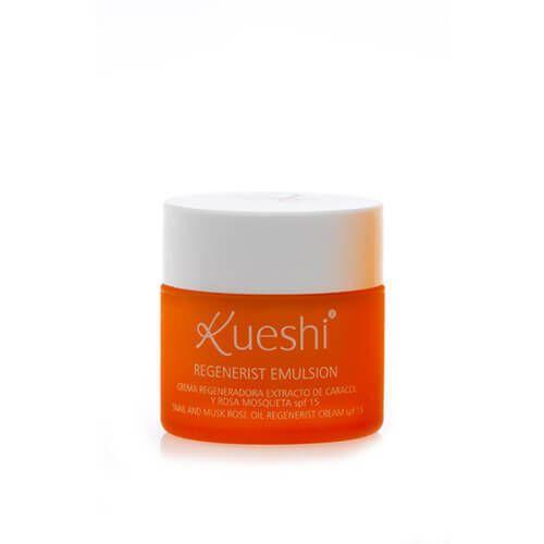Ahora que pronto llegará el frío tenemos que hidratarnos muy bien. Esta crema ecológica de la marca española Kueshi es perfecta. Su combinación de ingredientes hidratan y dejan la piel como la seda.