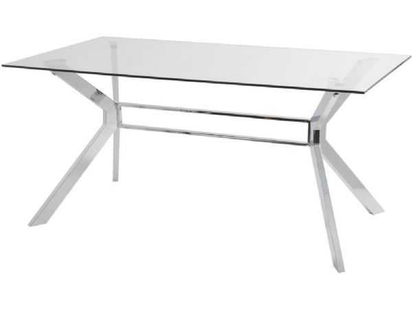 glass dining table stainless steel and glass dining table modern glass dining table