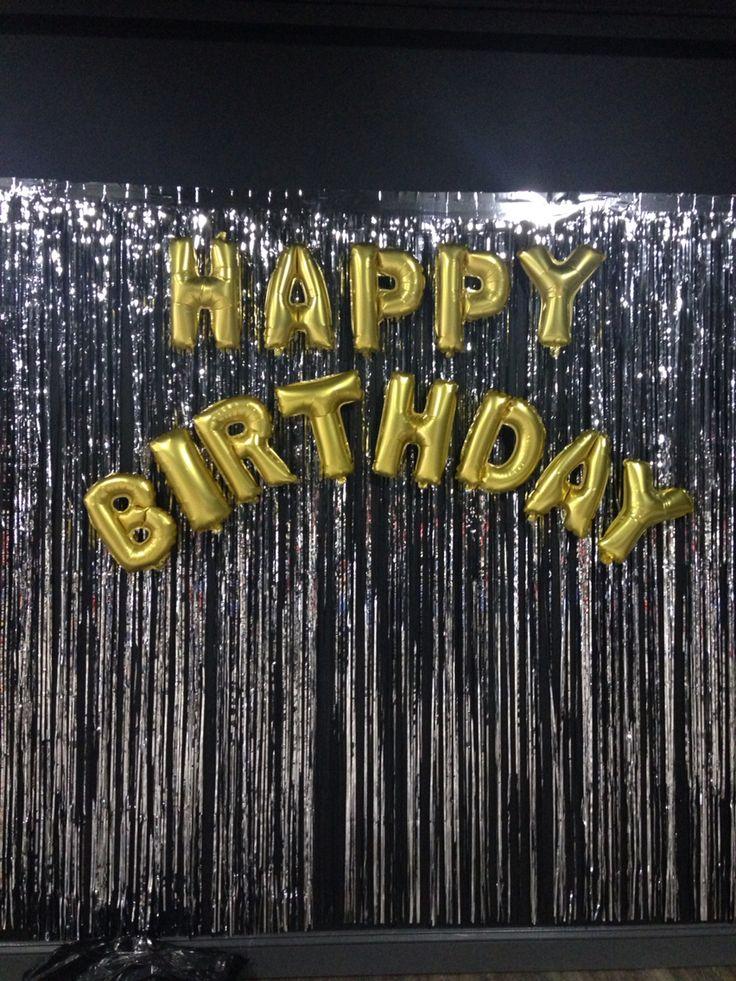 Top 25 Best Happy Birthday Balloons Ideas On Pinterest
