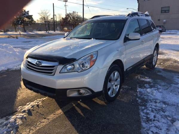 2010 Subaru Outback 2.5 i AWD PREMIUM (DES PLAINES) $10995