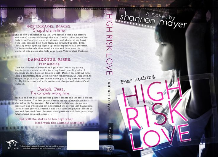 High Risk Love by Shannon Mayer | #NewAdult #Romance |