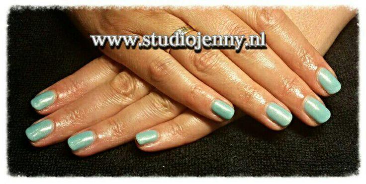 Gelpolish behandeling op de natuurlijke nagel - Door Studio Jenny
