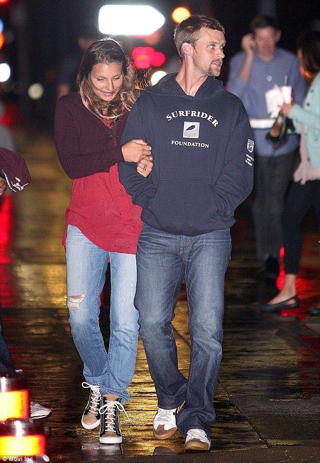 Chicago Fire star Jesse Spencer and girlfriend Maya ...