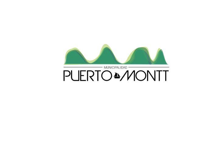 Imagotipo para 'Municipalidad de Puerto Montt' en Diseño Corporativo.