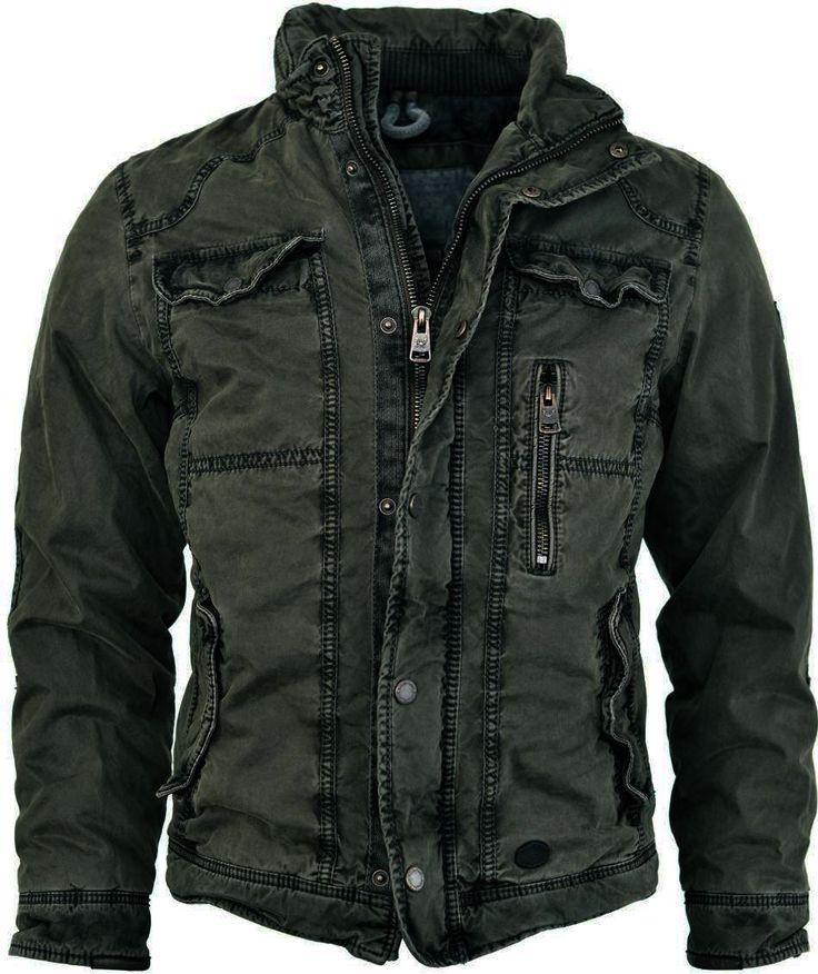 Moška zimska jakna Nagano Kuma