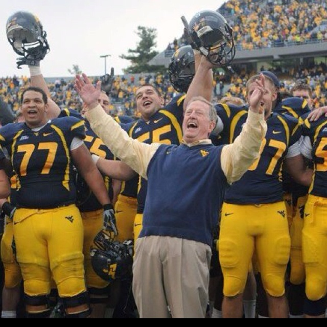 RIP Coach (With images) West virginia mountaineer, Wvu