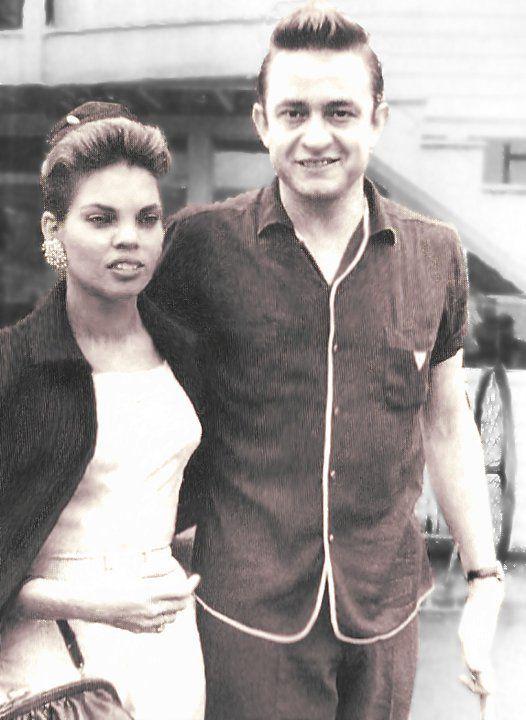 Johnny Cash & First Wife Vivien