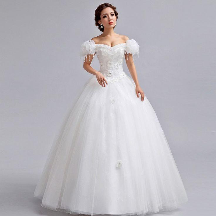 Beach Wedding Gowns Pinterest: Unique Plus Size Wedding Dresses