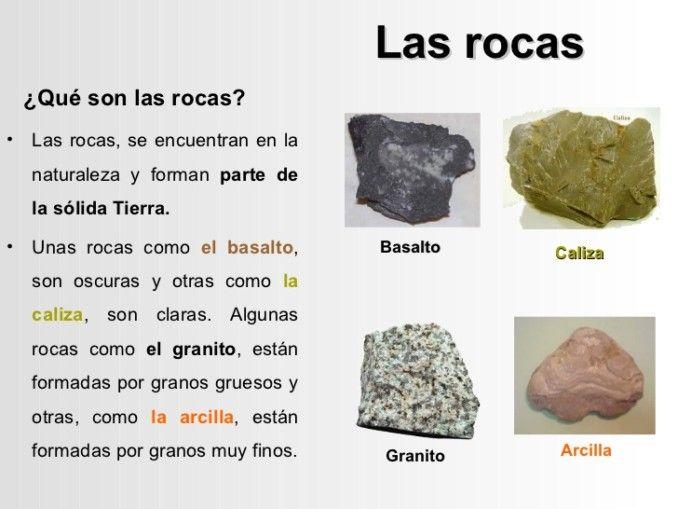Cuadros Sinópticos Sobre Las Rocas Su Clasificación Y Características Cuadro Comparativo Tipos De Rocas Rocas Y Minerales Rocas Igneas