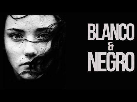 Cómo convertir a blanco y negro profesional - Tutorial Photoshop en Español por @prismatutorial (HD) - YouTube