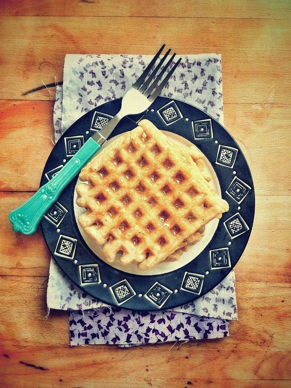 EXTRA Extra Crispy ( yet soft inside) Waffles 2 Versions: #Paleo or #GlutenFree & #Vegan.    The best waffle recipes you will find online. For real. You Have to make them.