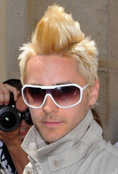 The Best Mohawk Hairstyles For Men Ideas On Pinterest Mohawk - Cool hairstyle of man