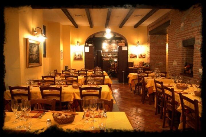 Osteria La Vecchia Lira in Milano, Lombardia