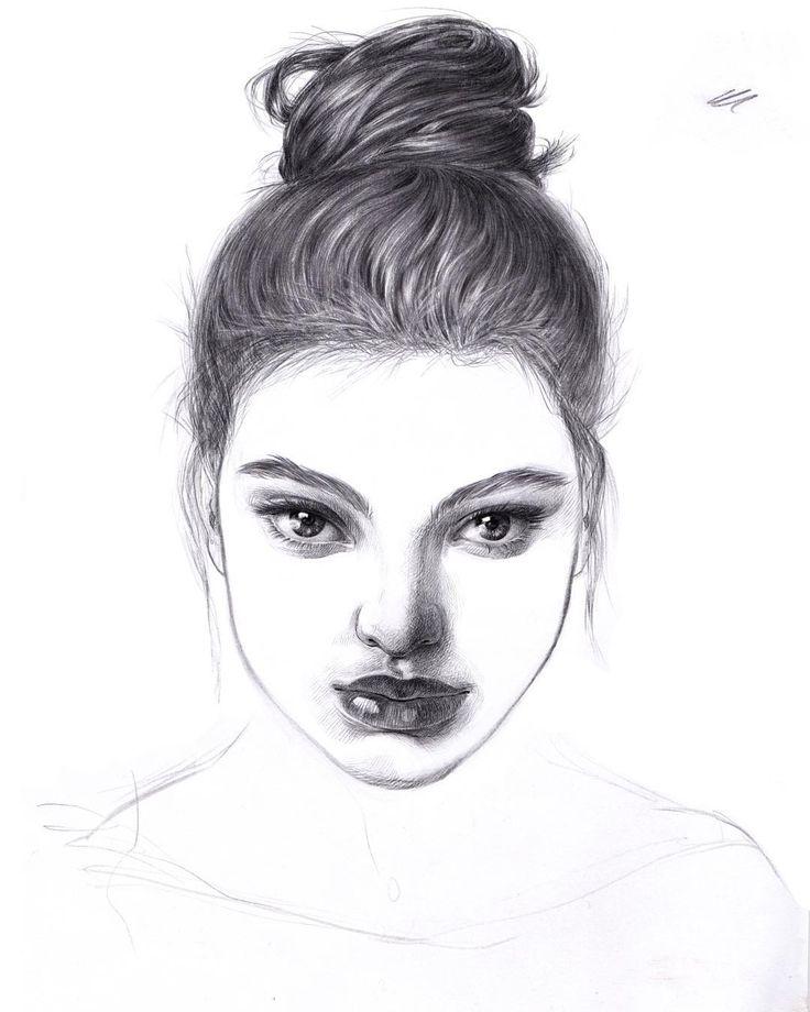 #illustration #art #portrait #realisticdrawing #just_realism #sketch #sketchbook #girl #fashion #beautiful #drawing #gallery #fashionillustration #instaart #иллюстрация #рисунок #портрет