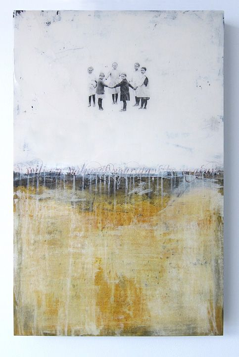 Together, 2011Mike WeberAmerican, b. St. Louis, MO, USA, 197524 x 36 x 2.5Mixed Media on Panel, Resin CoatedAvailable thru The Christopher Hill Gallery, Saint Helena, CA ...BTW,Check this out: http://artcaffeine.imobileappsys.com