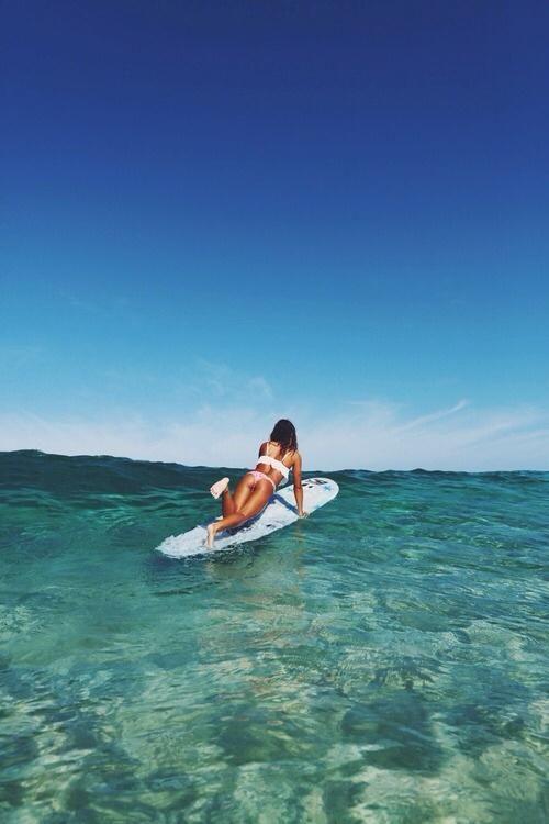 surfs up.