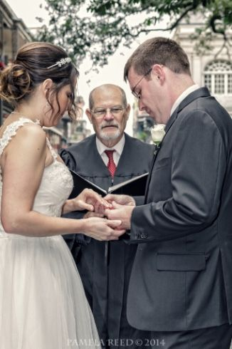 Looking For A Wedding Officiant In New Orleans Jerry Schwehm Of Fig Street Weddings Is