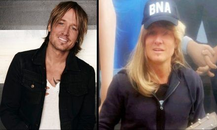 If you saw a street performer yesterday in Nashville, you might have been in the presence of country music sensation Keith Urban! More here.