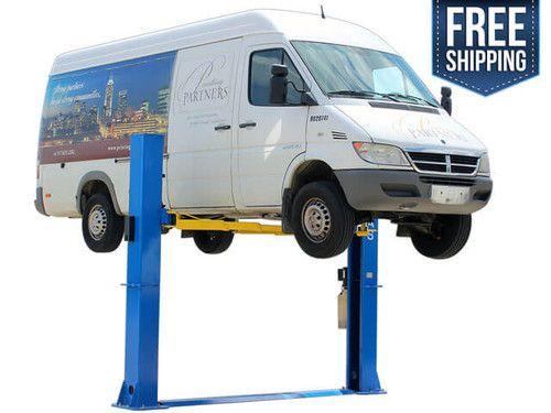 Atlas® BP10000 Baseplate 10,000 Lbs. Capacity 2 Post Lift. Vehicle LiftLifted  CarsLow CeilingsSmart ...