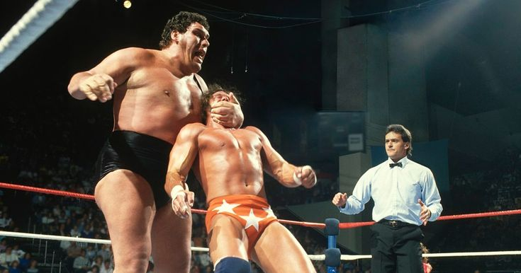 HBO and WWE will team up to produce a biopic based on the life of Andre the Giant.