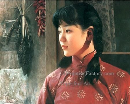 99 best ■Chen Yifei images on Pinterest