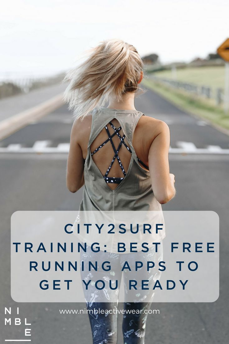 City2Surf training: Best free running apps to get you ready!