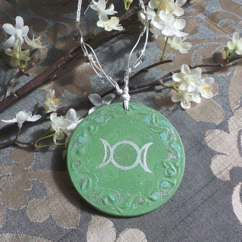 Wedding Charms are given to the bride after she is married. These symbols of luck, love, growth or transformation are hung on the bride's wrist as a special token of love and friendship. The maiden, mother, crone are symbolic of the waxing, full and waning moon and represents the stages of a woman's life. This is a symbol of the divine feminine; intuition, empowerment, creative energy, love, fertility, spiritual insight, wisdom and mystery. $18.00au, made in Australia.