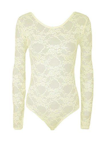 Special Offer: $7.99 amazon.com Womens Lace Long Sleeve BodysuitDEAR CUSTOMER PLEASE NOTE THAT ONLY HOT HANGER AND FUNKY BOUTIQUE ARE SELLING CERTIFICATED BATWING TOPS, OTHERS SELL POOR QUALITY ITEMS ON THIS LISTINGHot Hanger & Funky Boutique is trusted UK based sellerScoop Back &...